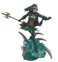 DC Gallery: Metal Drowned PVC Figure