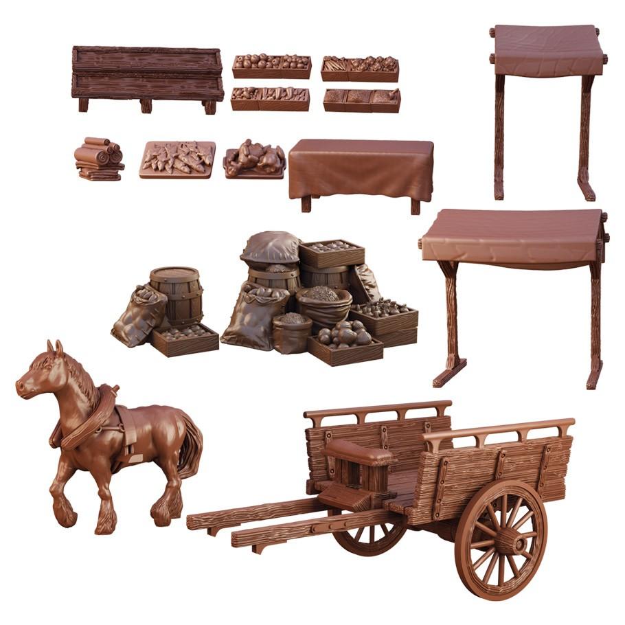 Terrain Crate: Market W2
