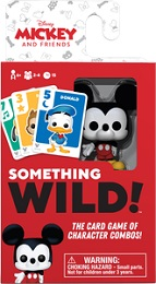 Something Wild Card Game: Mickey and Friends
