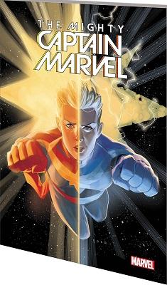 Mighty Captain Marvel: Volume 3: Dark Origins TP