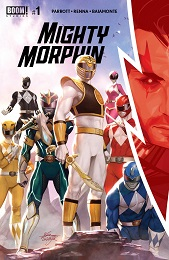 Mighty Morphin no. 1 (2020 Series)