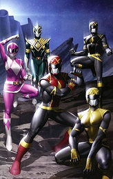 Mighty Morphin no. 1 (2020 Series) (One Per Store Variant)