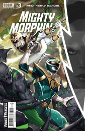 Mighty Morphin no. 3 (2020 Series)