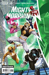 Mighty Morphin no. 6 (2020 Series)