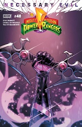 Mighty Morphin Power Rangers no. 48 (2016 Series)