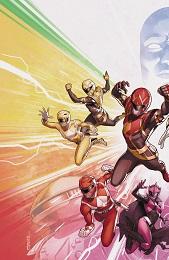 Mighty Morphin Power Rangers no. 50 (2016 Series)