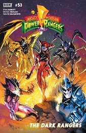 Mighty Morphin Power Rangers no. 53 (2016 Series)
