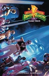 Mighty Morphin Power Rangers Volume 12 TP