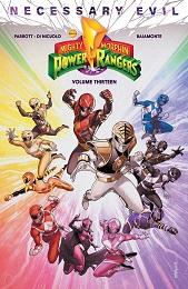 Mighty Morphin Power Rangers Volume 13 TP