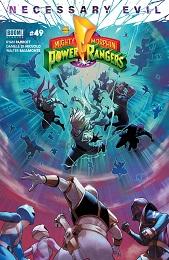 Mighty Morphin Power Rangers no. 49 (2016 Series)