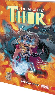 Mighty Thor: Volume 4: War Thor TP