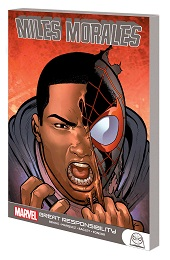Miles Morales: Great Responsibility TP