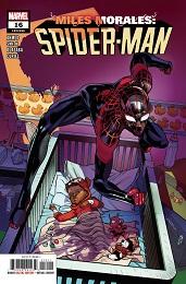 Miles Morales: Spider-Man no. 16 (2018 Series)