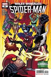 Miles Morales: Spider-Man no. 21 (2018 Series)