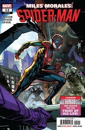 Miles Morales: Spider-Man no. 12 (2018 Series)