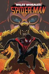 Miles Morales Volume 2: Bring on the Bad Guys TP