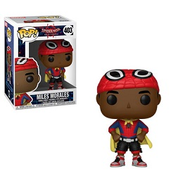 Funko POP: Animated Spider-Man: Miles with Cape