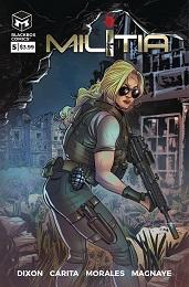 Militia no. 5 (2019 Series)