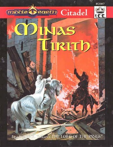 Middle Earth Role Playing: Citadel Minas Tirith - USED