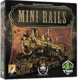 Mini Rails Board Game