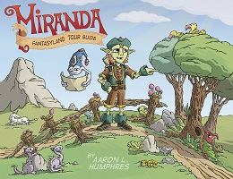 Miranda: Fantasyland Tour Guide HC