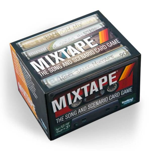 Mixtape: The Song and Scenario Card Game
