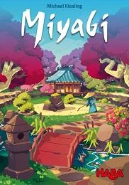 Miyabi Board Game
