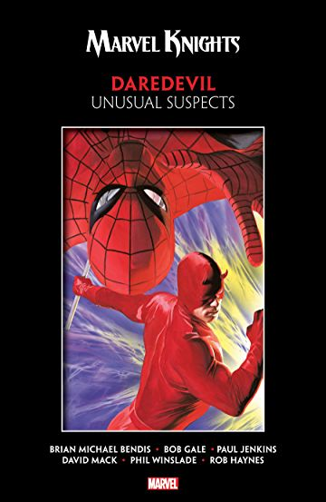 Marvel Knights: Daredevil: Unusual Suspects TP
