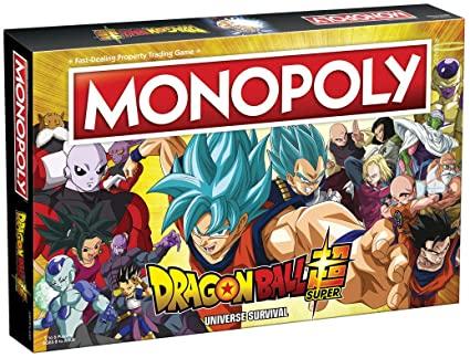 Monopoly: Dragon Ball Super Edition