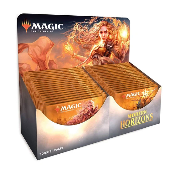 Magic the Gathering: Modern Horizons Booster Box (36 Packs)