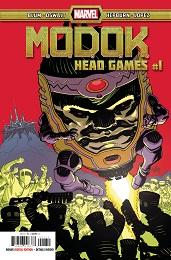 Modok: Head Games no. 1 (2020 Series)