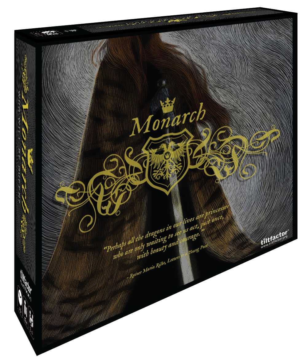 Monarch Board Game - USED - By Seller No: 5880 Adam Hill