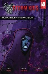 Storm Kids: Monica Bleue: A Werewolf Story no. 4 (2019 Series)
