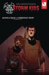Storm Kids: Monica Bleue: A Werewolf Story no. 5 (2019 Series)