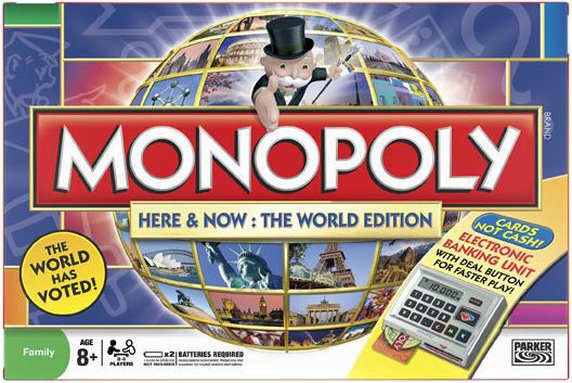 Monopoly: Here and Now World