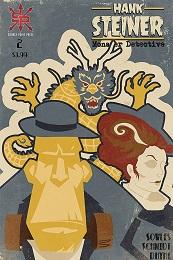 Hank Steiner Monster Detective no. 2 (2020 Series) (MR)