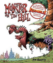 Monster on the Hill TP (Expanded Edition)