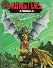 Palladium Fantasy RPG: Monsters and Animals 1st ed (1st Printing) - Used