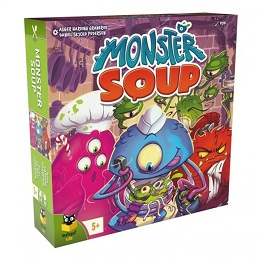 Monster Soup Board Game