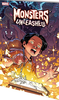 Monsters Unleashed: Volume 2: Learning Curve TP