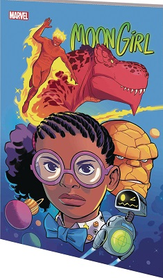Moon Girl and Devil Dinosaur: Volume 5: Fantastic Three TP