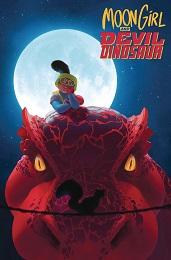 Moon Girl and Devil Dinosaur Volume 8: Yancy Street Legends TP