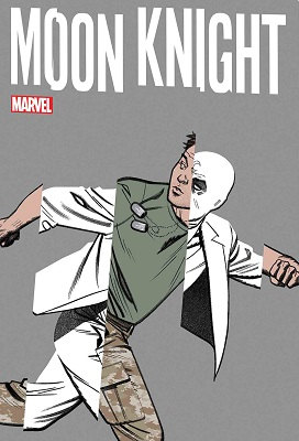 Moon Knight by Lemire and Smallwood HC