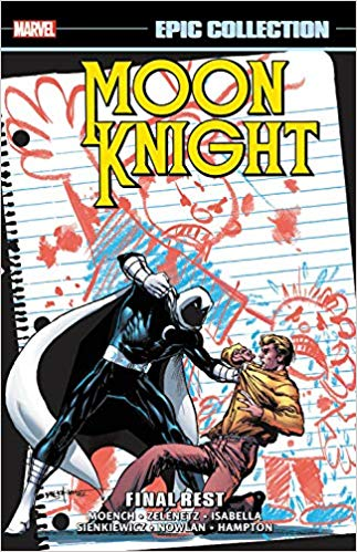 Moon Knight: Epic Collection: Final Rest TP
