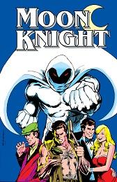 Moon Knight Omnibus Volume 1 HC