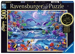 Moonlit Magic Puzzle - 500 Pieces