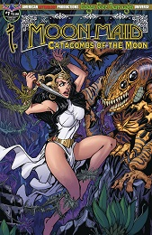 Moon Maid: Catacombs of the Moon no. 1 (2019 Series) (Fury Cover)