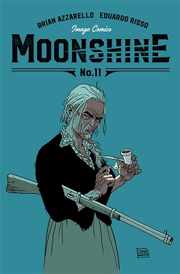 Moonshine no. 11 (2016 Series) (MR)