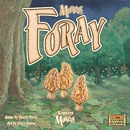 Morels Foray Card Game