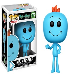 Funko POP: Animation: Rick and Morty: Mr. Meeseeks